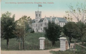 KINGSTON , Ontario , 1900-10s ; Art Building , Queen's University, version 3