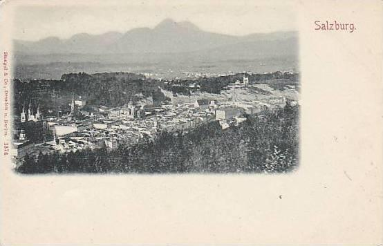 Salzburg , Austria , 1890s