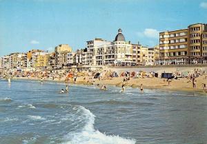Belgium Koksijde Strand, Plage Promenade Beach