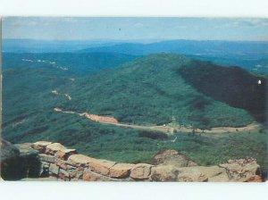 Pre-1980 NATURE SCENE Bedford - Near Lynchburg & Roanoke Virginia VA AD5714