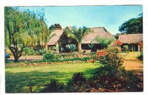 Namanga River Hotel , Kenya, 40-60s