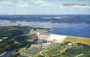 Table Rock Lake & Dam in Table Rock Lake, Missouri