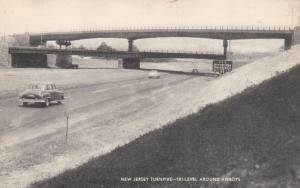 Bridges over New Jersey Turnpike , 1940s