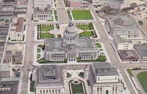 California San Francisco Civic Center