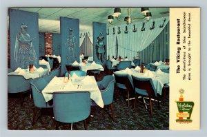 West Memphis AR, Holiday Inn, Hotel, Advertising, Chrome Arkansas Postcard