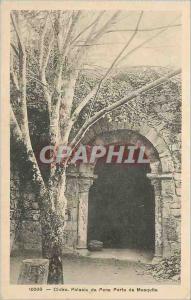 Old Postcard Cintra Palacio de Pena Porto da Mesquita