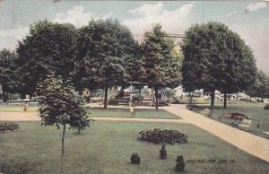 Scenic View, Farquhar Park, York, Pennsylvania, PU-1912