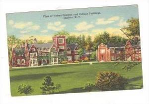 View Of Hobart Campus & College Buildings, Geneva, New York, PU-1944