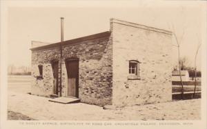 Bagley Avenue Birthplace Of Ford Car Greenfield Village Dearborn Michigan Rea...