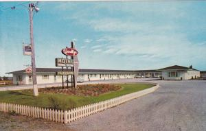 Wandlyn Motel and Dining Room, MONCTON, New Brunswick, Canada, 40-60´