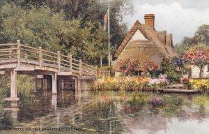 FLATFORD , Suffolk , England , 00-10s ; Bridge