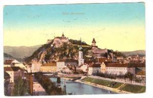 Schlossberg, Graz, Austria, PU-1913