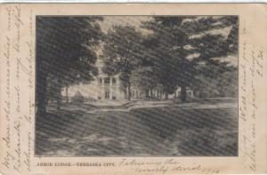 Nebraska - Nebraska City - Arbor Lodge - 1906