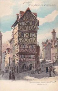 Altes Haus Am Paniersplatz, Nurnberg (Bavaria), Germany, 1900-1910s