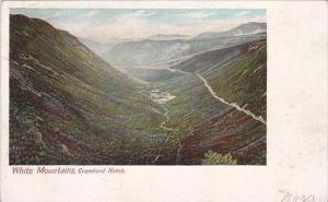 New Hampshire White Mountains Crawford Notch 1905