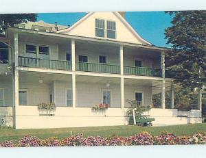 Pre-1980 HOTEL SCENE Ludington Michigan MI G9671