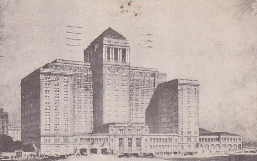 New Jersey Atlantic City Haddon Hall 1934