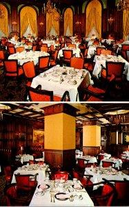 Delaware Wilmington Hotel Du Pont Restaurants