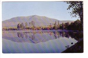 Mt Katahdin, Togue Pond, Maine, Color by Ray Goodrich
