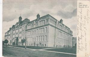 NEWARK, New Jersey, PU-1905; High School