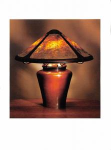 Dirk van Erp Copper Shop - Table Lamp