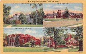 Capitol University Columbus Ohio