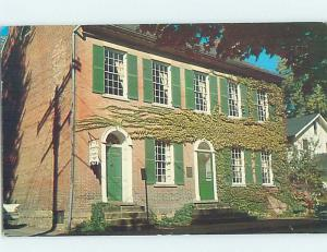 Pre-1980 BUILDING SCENE Gallipolis - Near Jackson Ohio OH H6206