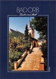 Bad Orb im Spessart Kirche, Church Stairs Eglise