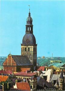 Latvia Riga Dom Cathedral