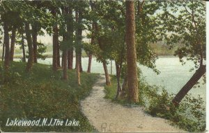Lakewood, N.J., The Lake