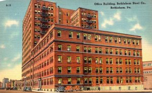 Pennsylvania Bethlehem Office Building Bethlehem Steel Company