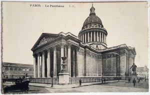 11 VINTAGE POSTCARDS OF PARIS - SEVERAL PRINTERS. UNUSED!!!