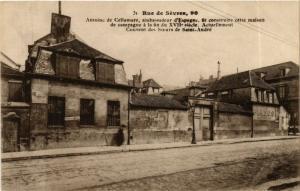 CPA Paris 15e Paris-Rue de Sévres, Antoine de Cellamare (311531)