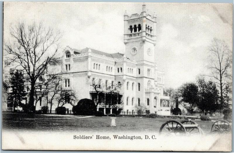 Soldier's Home, Washington DC
