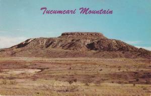 Tucumcari Mountain - Tucumcari NM, New Mexico