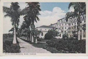 Florida Miami Royal Palm Gardens