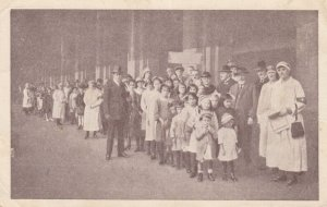 BUDAPEST , Hungary , 1925 ; Nurses & Children