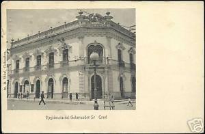 mexico, CHIHUAHUA, Residencia del Gobernador Sr Creel