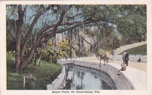 Florida Saint Petersburg Roser Park