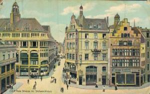 Germany - Köln Stollwerck Haus Cologne 01.76