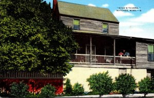 MIssissippi Natchez Kings Tavern Home Of Mrs A C Register and Family