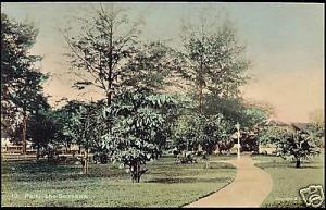 indonesia, ATJEH Aceh, LHO-SEUMAWE, Park (1920s)
