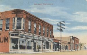THEDFORD , Ontario , 1912 ; Main Street