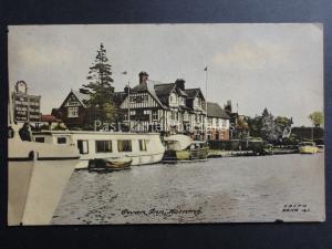 Norfolk: HORNING The Swan Inn Hotel BULLARDS ALES c1950's Pub by Frith