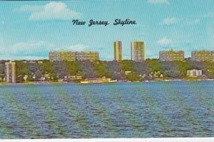New Jersey Fort Lee Skyline