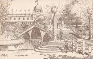 LONDON, England, UK, 1924; Unity Bridge West