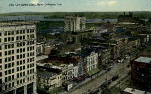 The Crescent City  New Orleans LA 1912