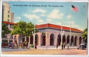 Outdoor Post Office, St Petersburg Fl