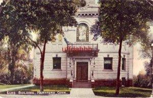 ELKS BUILDING HARTFORD, CT 1916