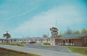 FAYETTEVILLE , North Carolina , PU-1961 ; Lawson Motel